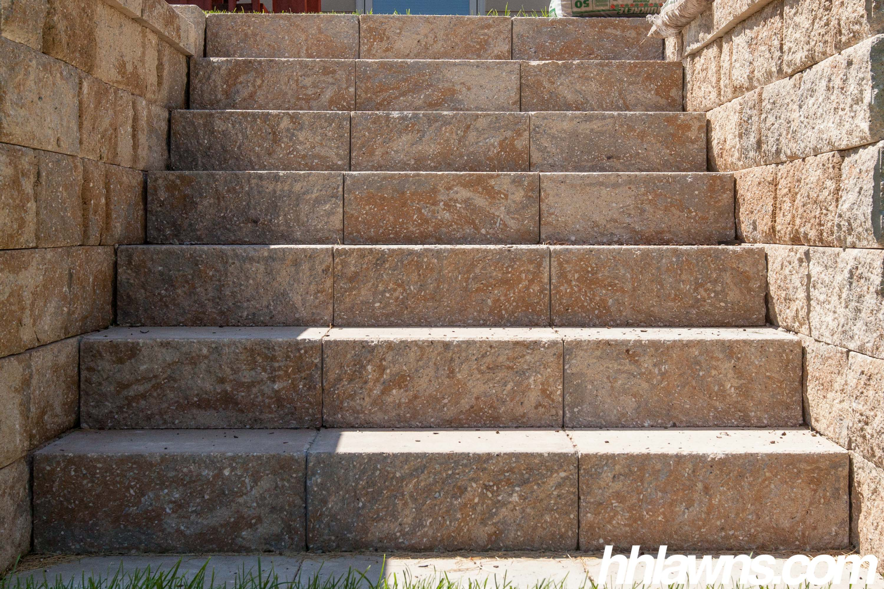 Retaining Walls H&H Lawn and Landscape - Omaha, NE